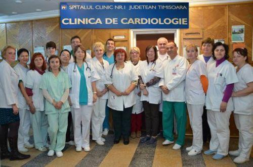 Clinica Clinicii Cardiologie