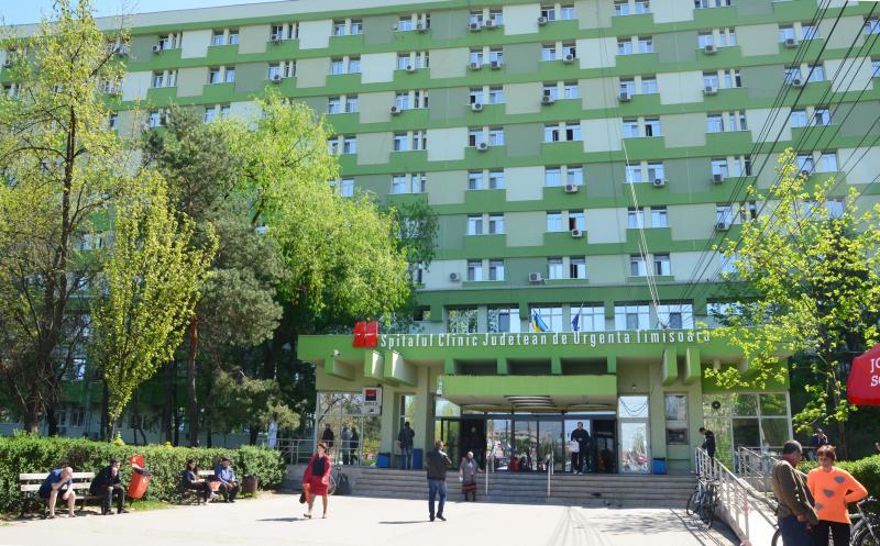 Spitalul Clinic Judeţean de Urgenţă Pius Brânzeu Timişoara
