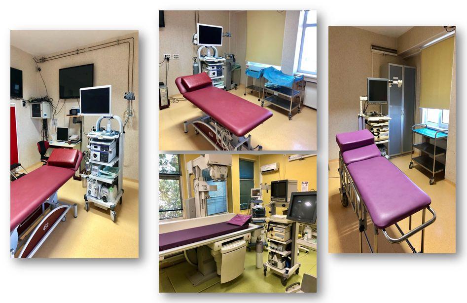 Clinica de Gastroenterologie și Hepatologie - Serviciul de Endoscopie Digestivă